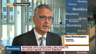Bloomberg Markets: European Open - Maersk Vice CEO on Drilling Unit Spinoff