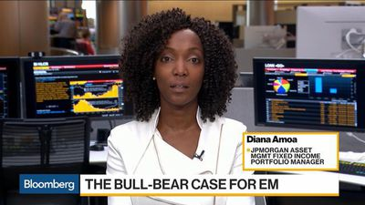 Bloomberg Daybreak: Americas - EM Seeing Bear Market Fatigue, JPM's Amoa Says