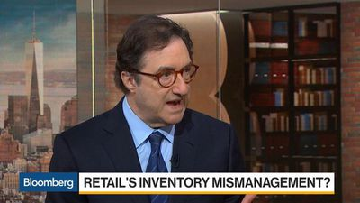 Bloomberg Daybreak: Americas - Finding Solutions for Retail's Inventory Problem