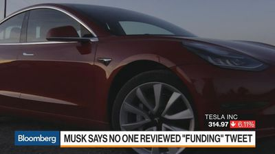 Musk Admits 'Funding' Tweet Done With No Review, While Driving