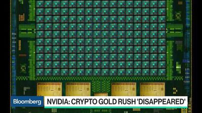 Bloomberg Technology - Nvidia's Crypto Gold Rush Goes Bust