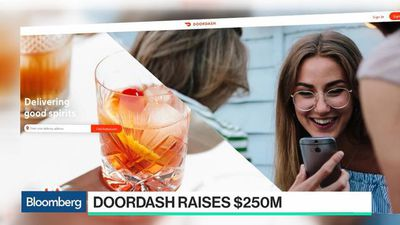 Bloomberg Technology - How DoorDash's Valuation Nearly Tripled in Six Months