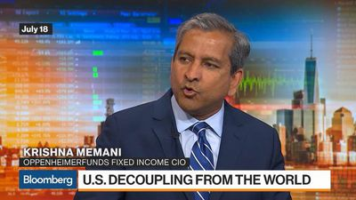 U.S. Decoupling From the Rest of the World