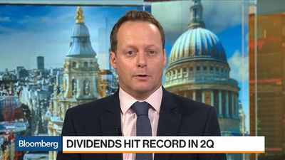 Bloomberg Markets: European Close - Why Global Dividends Soared to New Record in 2Q
