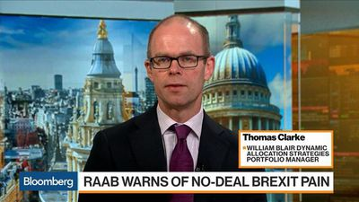 Bloomberg Markets: European Close - Chances of `Catastrophic' Brexit Increasing, Investor Says