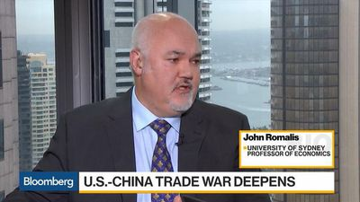 Bloomberg Daybreak: Australia - Trump Tariffs Could Have Little or No Effect on U.S. Trade Deficit, Professor Says