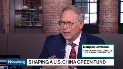 Bloomberg Technology - The Cross-Border Fund Designed to Address Environmental Problems in China