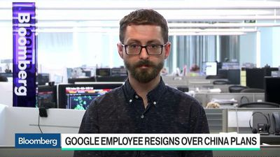 Bloomberg Technology - Why This Research Scientist Decided to Resign Over Google's China Plans