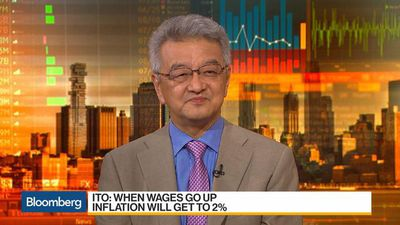 Bloomberg Daybreak: Australia - BOJ Has Taken Very Quiet First Step Towards Exit, Professor Ito Says