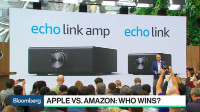 Bloomberg Technology - Amazon Versus Apple: Who Wins in the Device Wars?