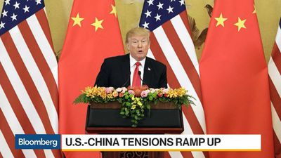 Bloomberg Daybreak: Australia - U.S.-China 'Increasing Rivalry' Is Cause for Concern, Kuhn Says