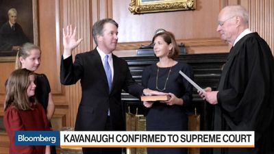 The First Arguments Brett Kavanaugh Will Hear on the Bench
