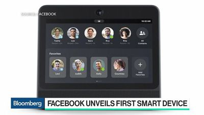Bloomberg Technology - Facebook Portal VP Addresses Privacy Concerns About New Smart Devices