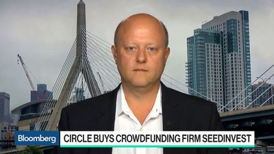 Bloomberg Technology - Why Circle Internet Agreed to Buy Crowdfunding Firm SeedInvest