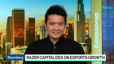 Bloomberg Technology - Razer CEO Sees 'Explosive Growth' of eSports in China