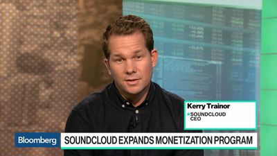 Bloomberg Technology - SoundCloud CEO on the Value of Music Streaming and Pandora Partnership