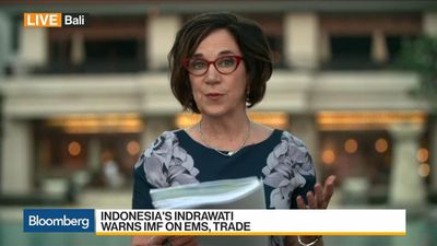 Bloomberg Daybreak: Australia - Indonesia Urges Powell, Other Global Financial Chiefs to Be More Aware of Policy Impact