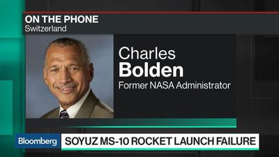 Bloomberg Technology - Soyuz Failure 'Very Rare,' Former Astronaut Bolden Says