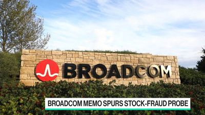 Bloomberg Technology - Broadcom-CA Deal Memo Said to Spur U.S. Probe