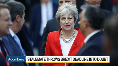Bloomberg Daybreak: Americas - Hard Brexit the Most Likely Scenario, Greene Says