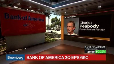 Bloomberg Daybreak: Americas - BofA 3Q Net Income Jumps 32% as Lending Gets a Rate Boost