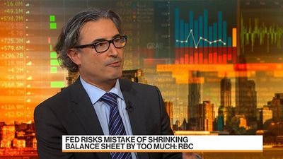 Bloomberg Markets - Yield Curve to Stay Flat as Fed Hikes Rates 4 Times in 2019, RBC's Porcelli Says