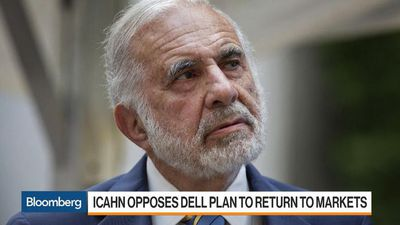 Bloomberg Markets - Why Icahn Opposes Dell's Plan to Return to Markets