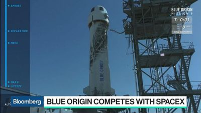 Bloomberg Technology - Jeff Bezos Plans Joyrides Into Space
