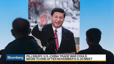 Bloomberg Daybreak: Asia - How U.S.-China Trade War Could Start Easing After G-20 Meeting
