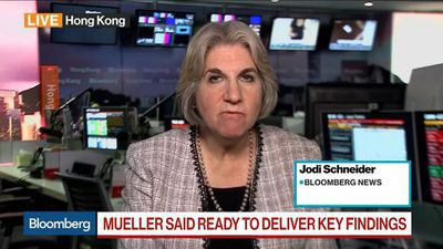 Bloomberg Surveillance - Mueller Expected to Deliver Key Trump Probe Findings After Midterms