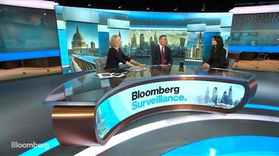 Bloomberg Surveillance - U.S. Returns to Top of WEF's Global Competitiveness Rankings