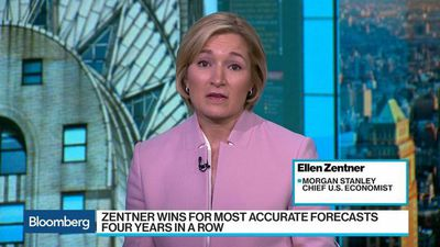 Bloomberg Surveillance - Top Forecaster Zentner Sees Two Fed Hikes in 2019