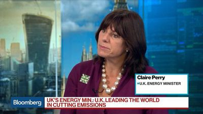 Bloomberg Surveillance - U.K.'s Perry on Sustainable Energy, Brexit Negotiations, Oil