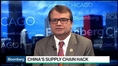 Bloomberg Technology - Rep. Quigley Says U.S. Not Prepared for China Cyber Attacks