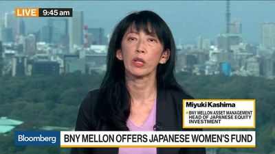 Bloomberg Daybreak: Asia - Japan Quietly Changing Dramatically in Terms of Womenomics, Pioneer Female Money Manager Says