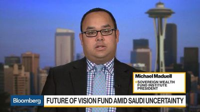 Bloomberg Daybreak: Americas - Does the Saudi Sovereign Wealth Fund Face an Uncertain Future?