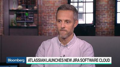 Bloomberg Technology - Atlassian's Simons on Earnings, Opsgenie Acquisition