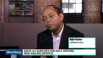 Bloomberg Technology - The Free Self-Driving Ride-Hailing Service