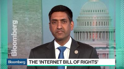 Bloomberg Technology - Rep. Khanna Says EU 'Right to Be Forgotten' Unconstitutional