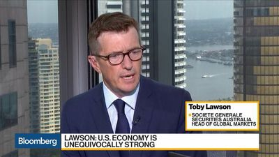 Bloomberg Daybreak: Asia - U.S. Economy Unequivocally Is Strong, Says SocGen's Lawson