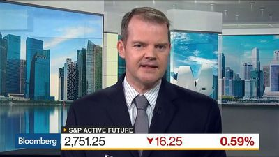 Bloomberg Daybreak: Asia - Asian Stock Valuations 'Increasingly Attractive,' UBS Wealth's Issel Says