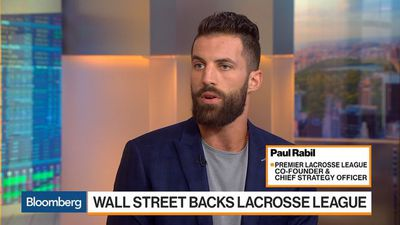Wall Street Backs Paul Rabil's Lacrosse League