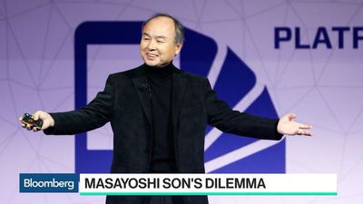 Bloomberg Technology - Why SoftBank Faces Tricky Situation in Saudi Dealings