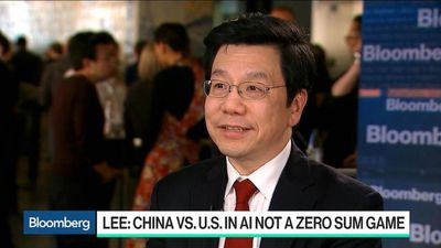 Bloomberg Technology - Kai-Fu Lee Says Elon Musk Wrong About AI Danger