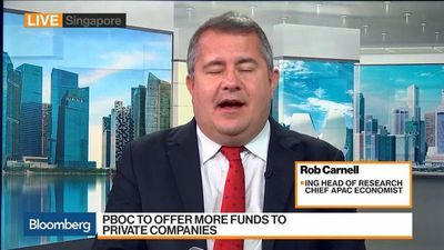 This Is the Right Direction for Policy in China, Says ING's Carnell