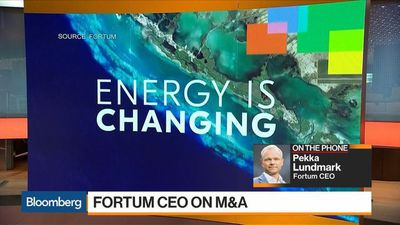 Bloomberg Markets: European Open - Fortum's CEO on 3Q Earnings, Climate Change, Investment Strategy