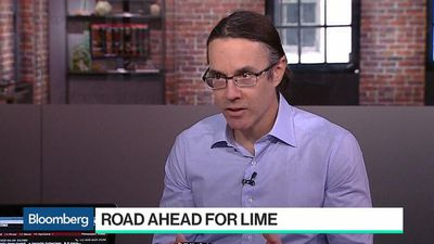 Bloomberg Technology - People Adore Scooter-Sharing Transit, Lime COO Says