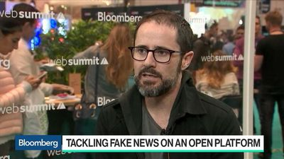 Bloomberg Technology - Twitter Is Much Better Since Dorsey Took Over, Co-Founder Ev Williams Says