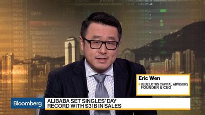 Bloomberg Daybreak: Asia - What Alibaba's Single's Day Numbers Say About the Event