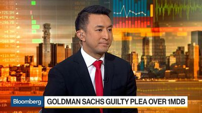 Bloomberg Daybreak: Asia - Leissner Blames Goldman's Culture of Secrecy in Hiding 1MDB Scheme